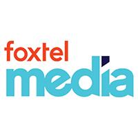 FOXTEL MEDIA logo